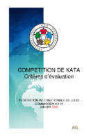 IJF KATA EVALUATION Jan 2019 FR Rev 2