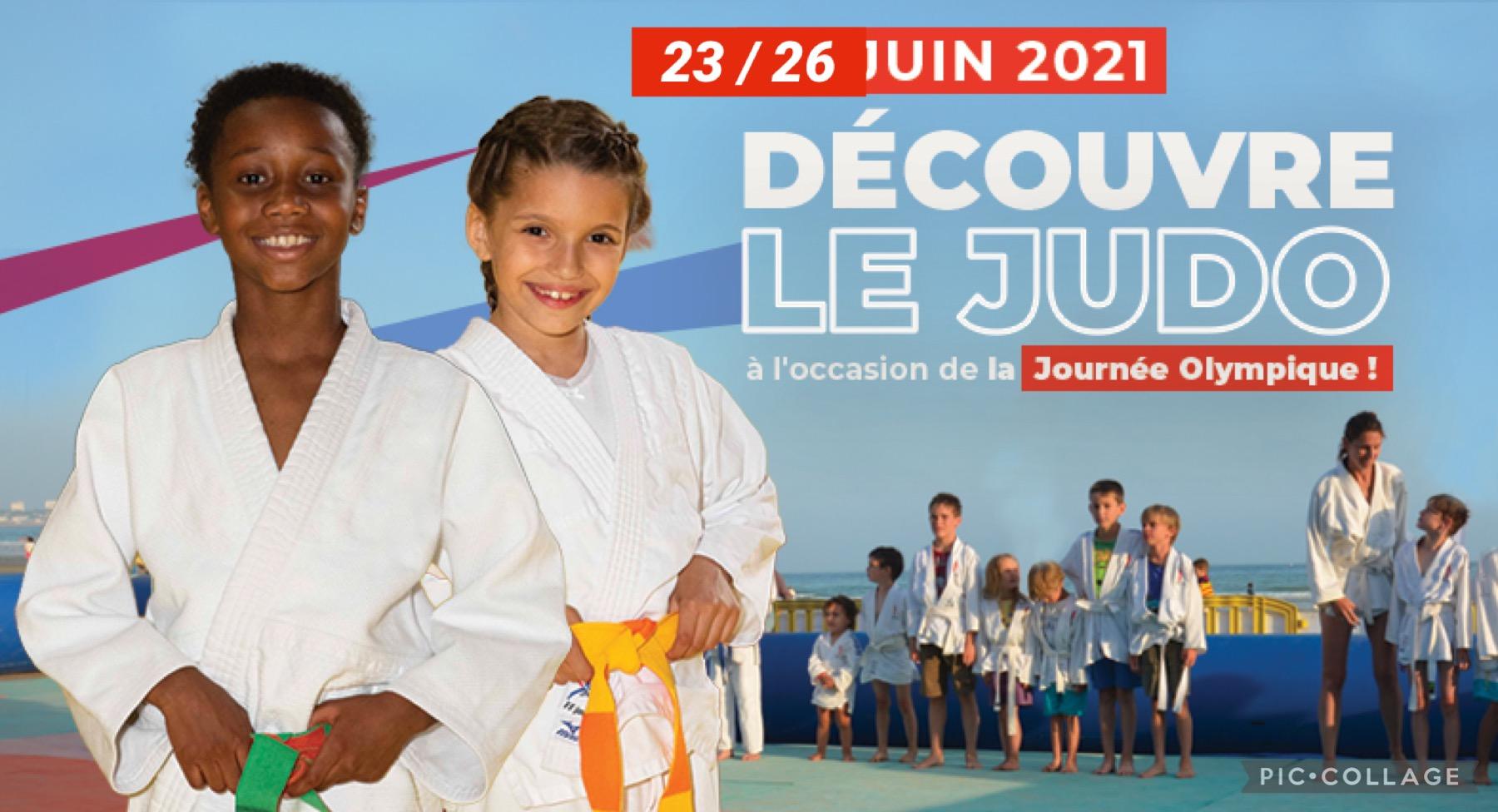 Journées Olympiques 23 et 26 juin 2021
